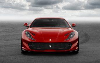 Ferrari 812 Superfast caratteristiche scheda tecnica: nuova supercar da 800 CV [FOTO]