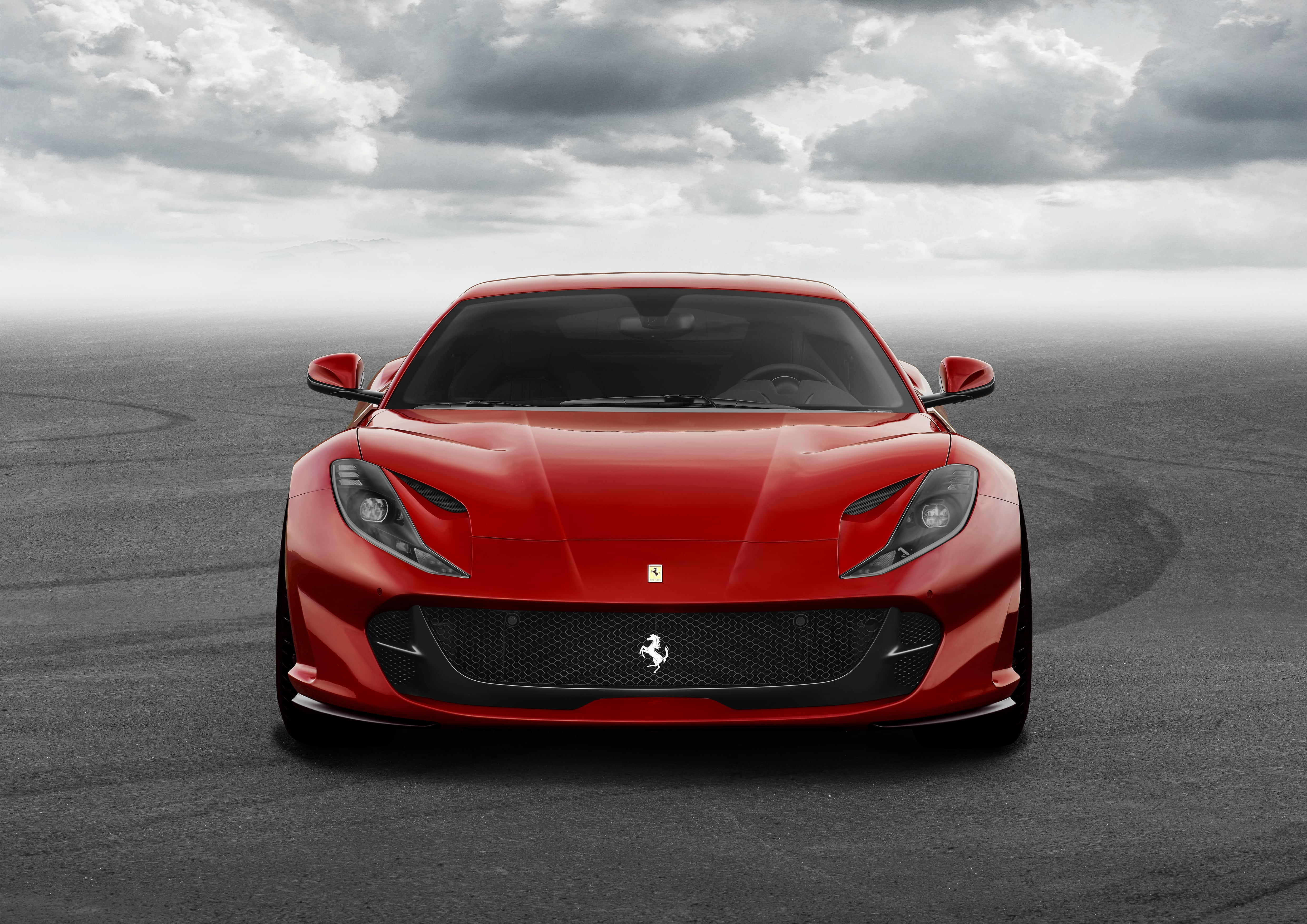 Ferrari 812 Superfast caratteristiche scheda tecnica