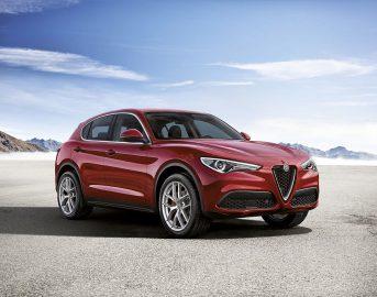 Alfa Romeo Stelvio presentazione ufficiale diretta streaming: ecco il SUV Alfa Romeo