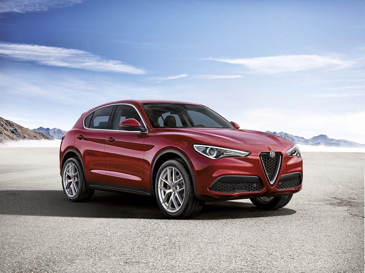 Alfa Romeo Stelvio diretta streaming presentazione