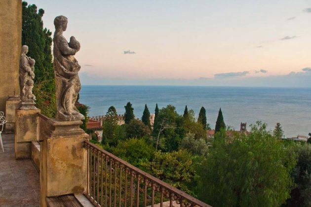 Grandi Giardini Italiani Casa Cuseni