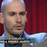 Omicidio Garlasco Andrea Sempio in tv
