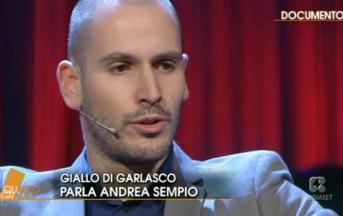 """Omicidio Garlasco, Andrea Sempio a Quarto Grado si prende la sua rivincita: """"Accuse contro di me fondate sul nulla"""""""