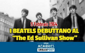 Beatles al The Ed Sullivan Show: 53 anni il debutto che stregò tutti (VIDEO)