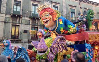 Carnevale 2017 Acireale: programma, carri allegorici e curiosità di una festa goliardica