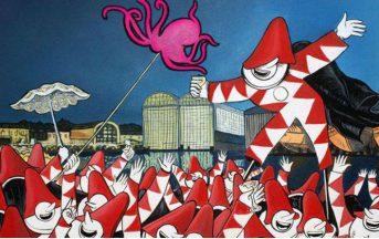 Carnevale Viareggio 2017: rioni, date e festa alla Darsena, attese cinque notti di Baccanale