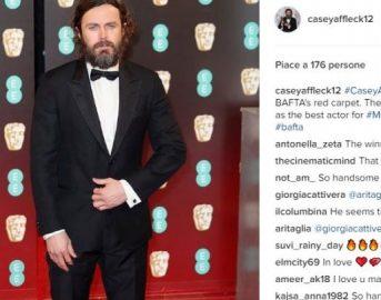 "Casey Affleck Oscar 2017, l'attore svela: ""Avevo mollato, poi…"""