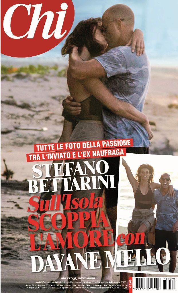 Isola dei Famosi 2017 Stefano Bettarini