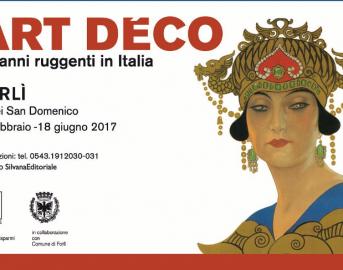 """Mostre Forlì: San Domenico ospita """"Art Déco. Gli anni ruggenti in Italia"""""""