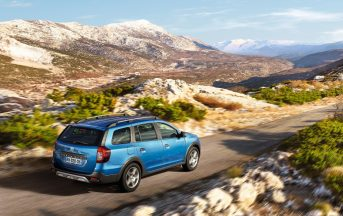 Dacia Logan MCV Stepway, caratteristiche, scheda tecnica e ultime novità