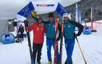 Scialpinismo Mondiali 2017: Damiano Lenzi è oro!