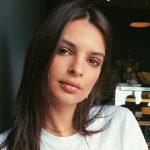 Emily Ratajkowski a milano