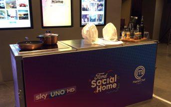 Masterchef Italia 6 Ford Social Home: la decima puntata dalla casa dell'Ovale Blu