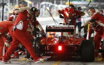 Formula 1 2017, Ferrari: acceso ufficialmente a Maranello il motore della nuova monoposto