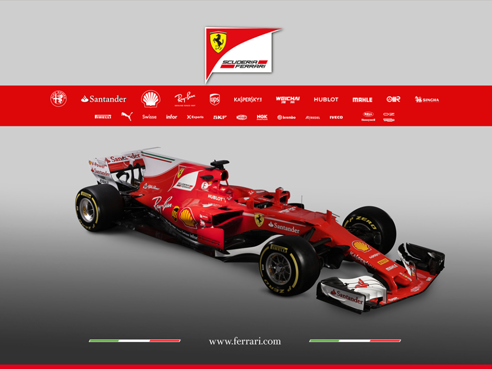 Ferrari nuova vettura Formula 1