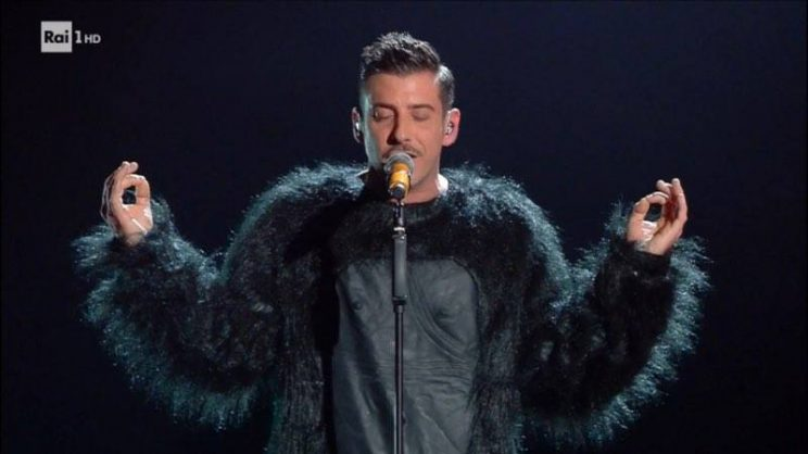 francesco gabbani gay bufala