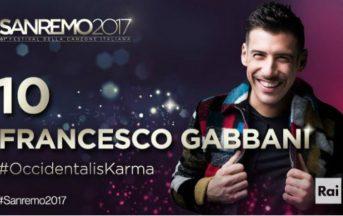Francesco Gabbani Occidentali's Karma: Testo e Video della canzone vincitrice di Sanremo 2017