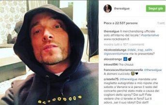 """Guè Pequeno Instagram, il rapper contro John Wick 2: """"Perché Scamarcio e la Gerini?"""""""