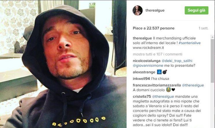 Keanu Reeves Instagram