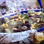 La prova del cuoco ricette dolci oggi, la prova del cuoco ricette dolci, la prova del cuoco ricette oggi, la prova del cuoco 17 febbraio 2017, chiacchiere e cioccolaccio di sale de riso,