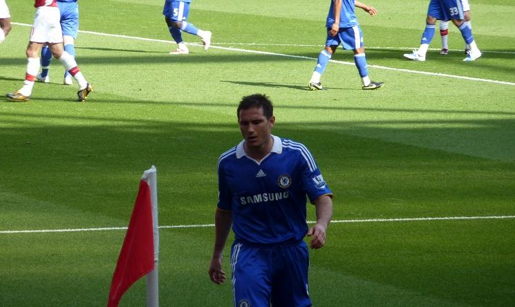 Frank Lampard ritiro