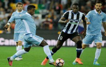Lazio – Udinese probabili formazioni e ultime news, 26a giornata di Serie A