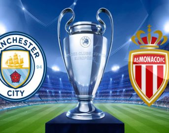 Manchester City – Monaco probabili formazioni e ultime news, ottavi Champions League