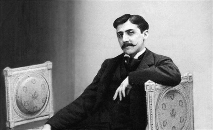 Marcel Proust video ritrovato risalente al 1904