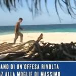 Isola Dei Famosi 2017 l'abbandono di Massimo Ceccherini