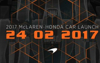 Formula 1 2017 McLaren nuova vettura, prime immagini ufficiali della MCL32 [FOTO]
