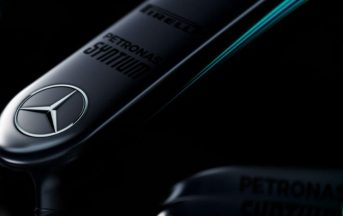Formula 1 2017 Mercedes nuova vettura, prime immagini ufficiali della W08 Hybrid [FOTO]