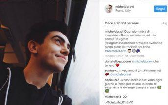 """Michele Bravi Il Diario degli Errori Sanremo 2017: """"La paura il mio freno più grande"""" (INTERVISTA)"""