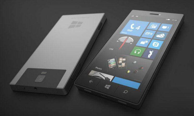 Microsoft Surface Phone data uscita news, il device potrebbe essere cancellato