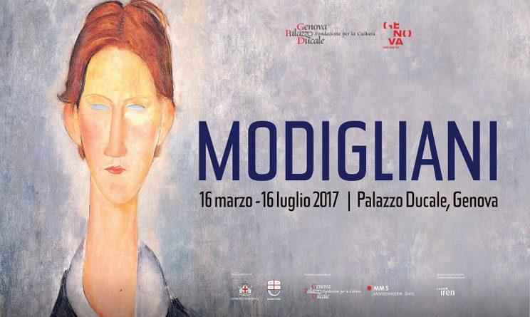 Caos Modigliani, Da Passano (Palazzo Ducale):