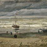 Mostre Napoli febbraio 2017 esposti due quadri rubati di Van Gogh