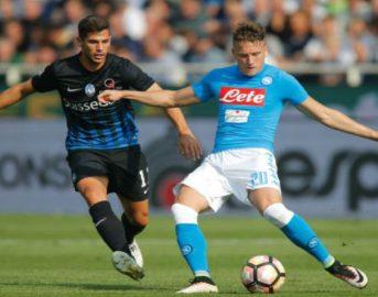 Napoli – Atalanta probabili formazioni e ultime news, 26a giornata di Serie A