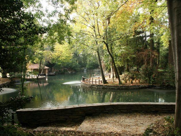 Grandi Giardini Italiani Parco Sola Cabiati