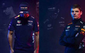 Formula 1 2017 Red Bull nuova vettura, prime immagini ufficiali della RB13 [FOTO]