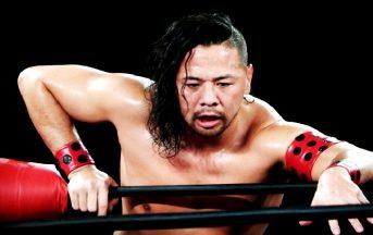 WWE, pronto il debutto di Shinsuke Nakamura: ecco quando ci sarà