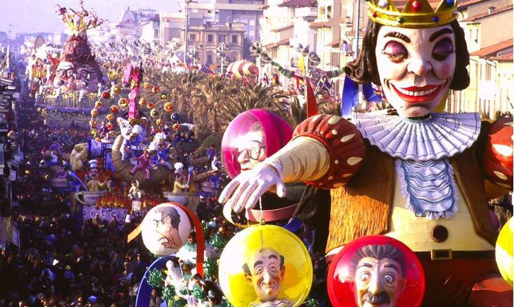 Carnevale Viareggio 2017 date, programma e biglietti