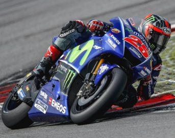 """Moto GP 2017 Vinales: """"Impossibile un paragone con Valentino Rossi, è lui la star"""""""