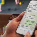 WhatsApp pc mobile truffa online, nuova bufala su elenco di numeri da evitare