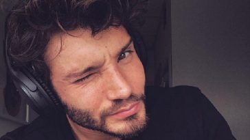 Stefano De Martino incidente d'auto