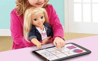 Cayla, la bambola 'hacker' ritirata dal mercato tedesco: il giocattolo metterebbe a rischio la privacy dei piccoli consumatori