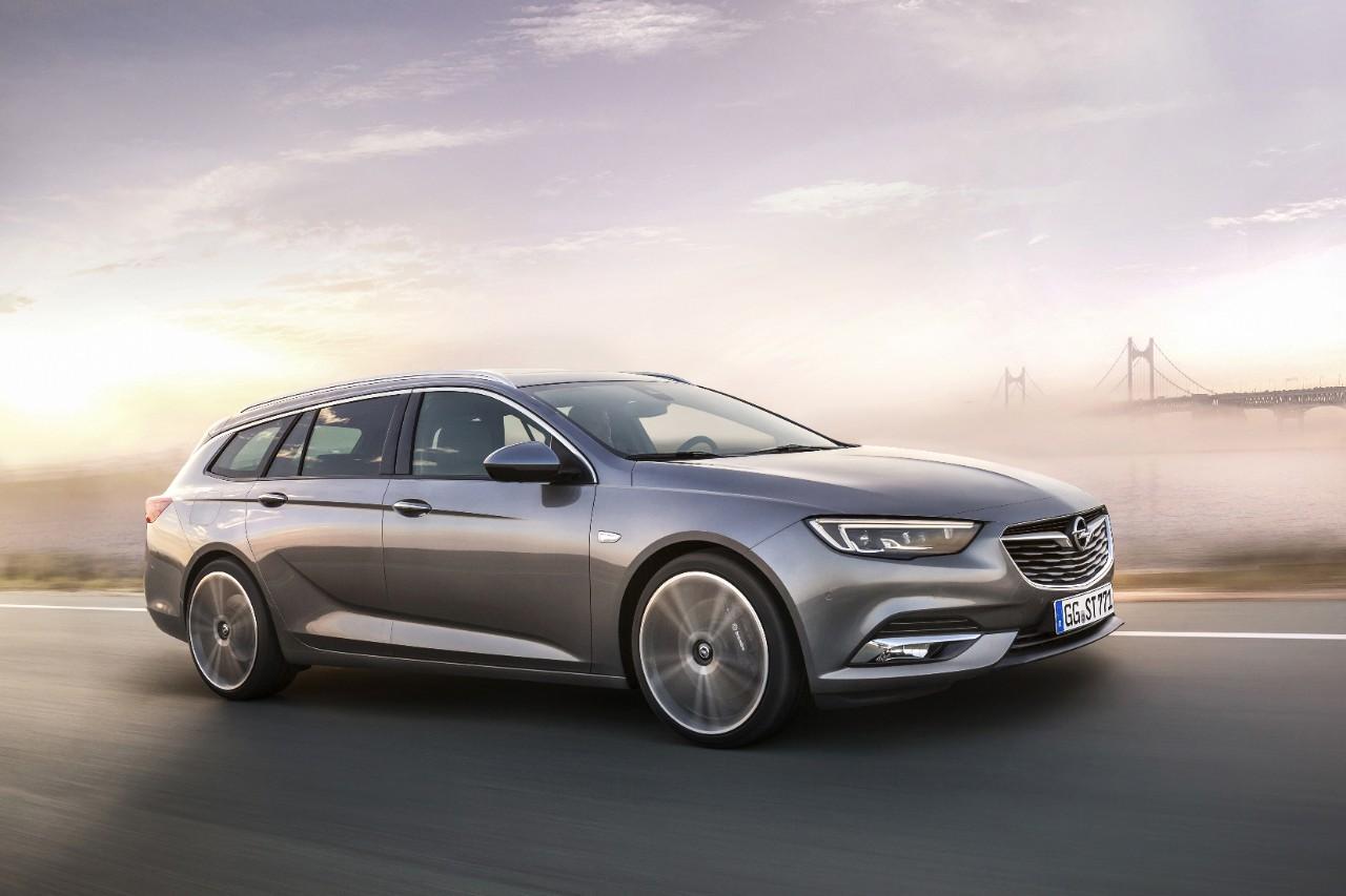 Opel nuovi modelli 2017 novit auto anticipazioni e for Auto prossime uscite
