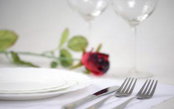 San Valentino 2017 cena: come apparecchiare la tavola in modo impeccabile e romantico