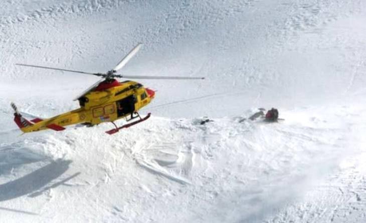 val d'aosta tragedia 4 scalatori morti