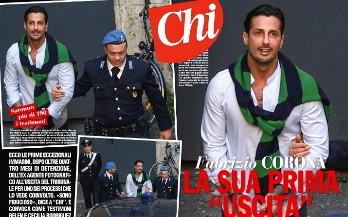Striscia la notizia, smentita ironica: 'Fabrizio Corona e Alfonso Signorini condurranno nudi'