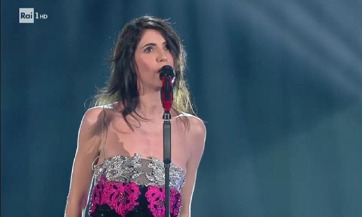 Sanremo 2017 Giorgia