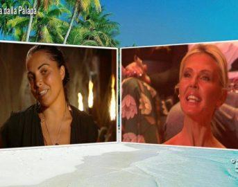 Isola Dei Famosi 2017: la stoccata di Vladimir Luxuria a Nathalie Caldonazzo